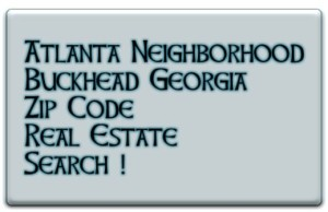 Neighborhood Of Atlanta-Buckhead Zip Codes