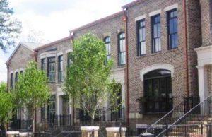 Luxury Buckhead Townhomes Of Brownstone At Honour